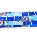 Kasur Busa Super Abstrak Biru 120