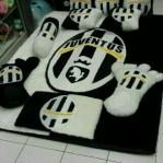 Kasur Karpet Fullset Juventus