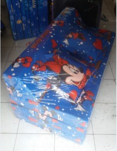 Sofa bed Busa Biasa Mickey 120