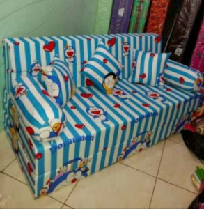 Sofa bed Busa Super Doraemon 140