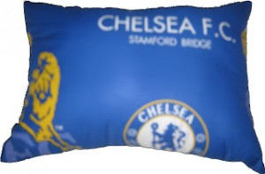 Bantal Silicon Chelsea