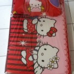 Kasur Busa Lipat Bantal Hello Kitty 90