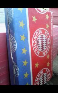 Kasur Busa Lipat Jumbo Bayern Munchen 140