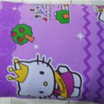 Bantal Silicon Hello Kitty