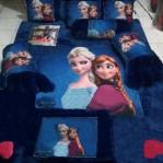 Kasur Karpet Fullset Frozen