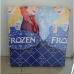 Kasur Busa Lipat Jumbo Frozen 80