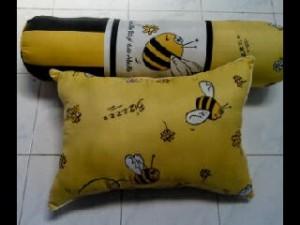 Bantal Silikon Lebah