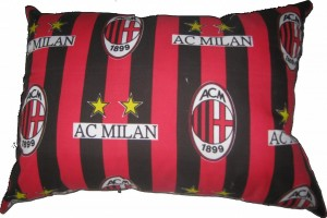 Bantal Silicon Ac Milan