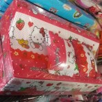 Sofa bed Busa Biasa Hello Kitty 120