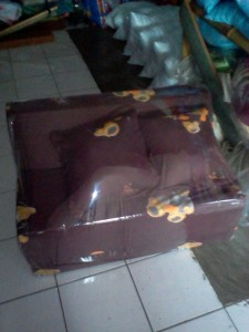 Sofa bed Busa Biasa Teddy Bears 90