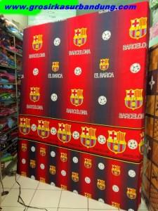 Kasur Busa Super Motif Barcelona 180