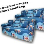 Sofa Bed Busa Super Motif Doraemon 14020