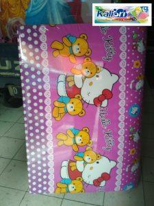 Kasur Busa Lipat Jumbo 120 Motif Hello Kitty Pink