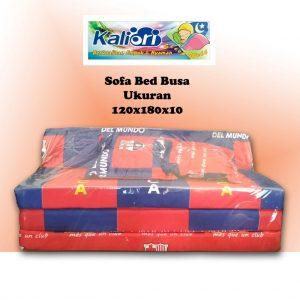 Sofa Bed Busa Biasa Motif Barcelona 120