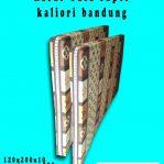 Kasur Busa Super 12010 Motif Lv Coklat Kaliori Bandung