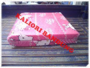 Kasur Busa Lipat Jumbo Ukuran 100x180x8 Motif Hello Kitty