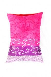Bantal Pink kembang