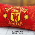 Bantal Silicon Manchester United