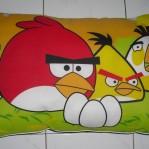 Bantal Silicon Angry Birds