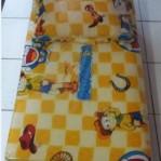 Kasur Busa Lipat Bantal Doraemon 90
