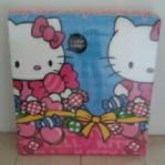 Kasur Busa Lipat Jumbo Hello Kitty 80