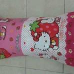 Bantal Cinta + Sarung Hello Kitty