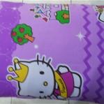 Bantal Silicon Hello Kitty