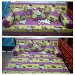 Sofa bed Busa Super Hello Kitty 160