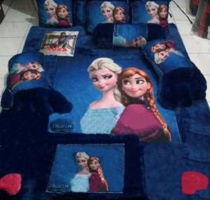 Kasur Karpet Standar Karakter Frozen