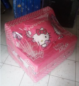 Sofa bed Busa Biasa Hello Kitty 70
