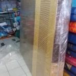 Kasur Busa Super Abstrak Hijau 180