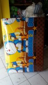 Kasur Busa Lipat Jumbo Doraemon 140