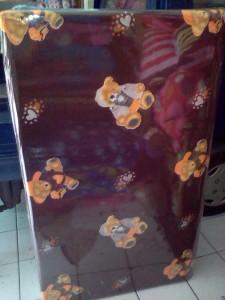 Kasur Busa Lipat Jumbo Teddy Bear 140
