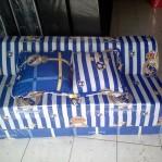 Sofa bed Busa Biasa Madrid 120