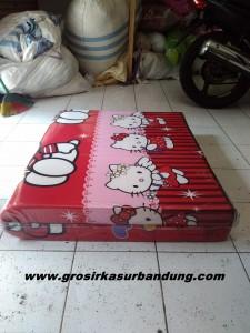 Kasur Busa Lipat Jumbo Hello Kitty 120