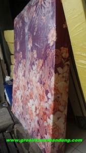 Kasur Busa Super Abstrak Kembang 160