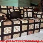 Sofa bed Busa Super Abstrak LV 120