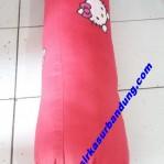 Guling Silicon Hello Kitty Merah