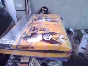 Kasur Busa Lipat Jumbo 140 Motif Kungfu Panda