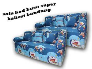 Sofa Bed Busa Super Motif Doraemon 14020