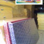 Kasur Busa Super 120x200x14 Motif Polkadot