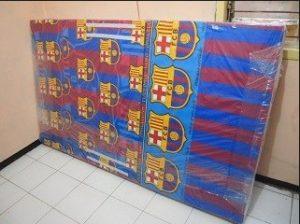 Kasur Busa Super 12014 Motif Barcelona