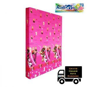 Kasur Busa Super Ukuran 180x200x14 Motif Frozen Pink