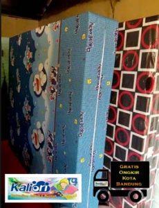 Kasur Busa Super Ukuran 140x200x20 Motif Doraemon