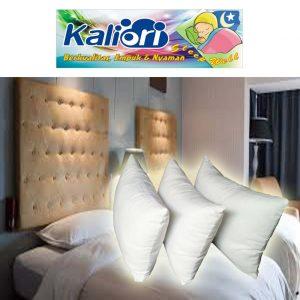 Bantal Hotel Silicon ( Promo Tokopedia Kaliori Bandung )