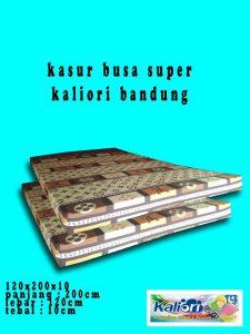 Kasur Busa Super 12010 Motif Lv Coklat