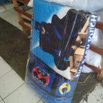 Kasur Busa Lipat Bantal Batman 904