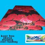 Kasur Busa Single Ukuran 90x190x5 Kaliori Bandung Motif Bunga