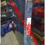 Kasur Busa Inoac Yukata Ukuran 160x200x20 Corak Biru