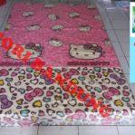 Kasur Busa Super Ukuran 120x200x14 Motif Hello Kitty